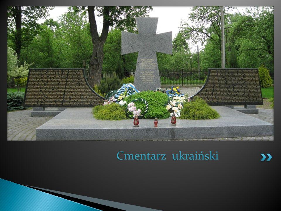 Cmentarz ukraiński