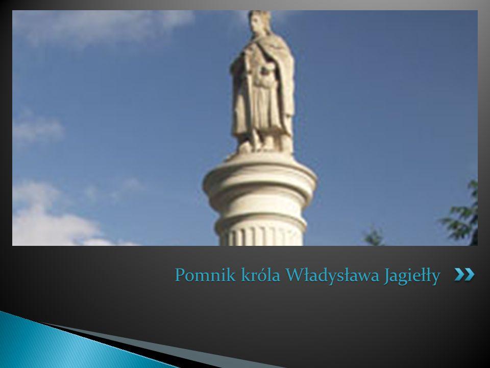 Pomnik króla Władysława Jagiełły