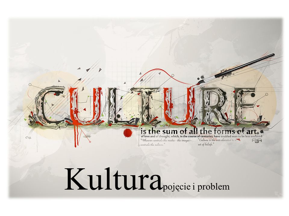 Kulturapojęcie i problem