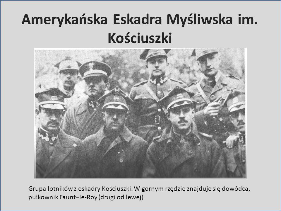 Amerykańska Eskadra Myśliwska im. Kościuszki