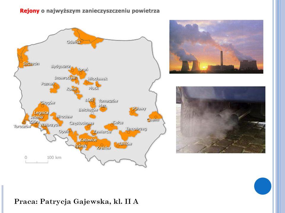 Praca: Patrycja Gajewska, kl. II A