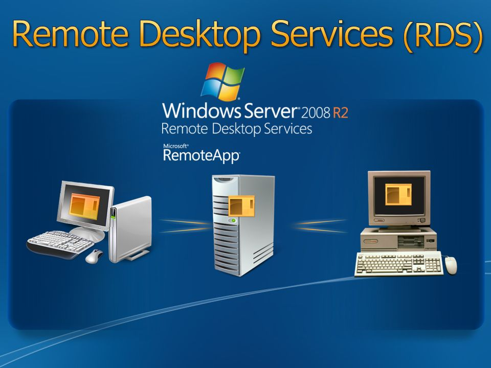 Remote Desktop Services (RDS)