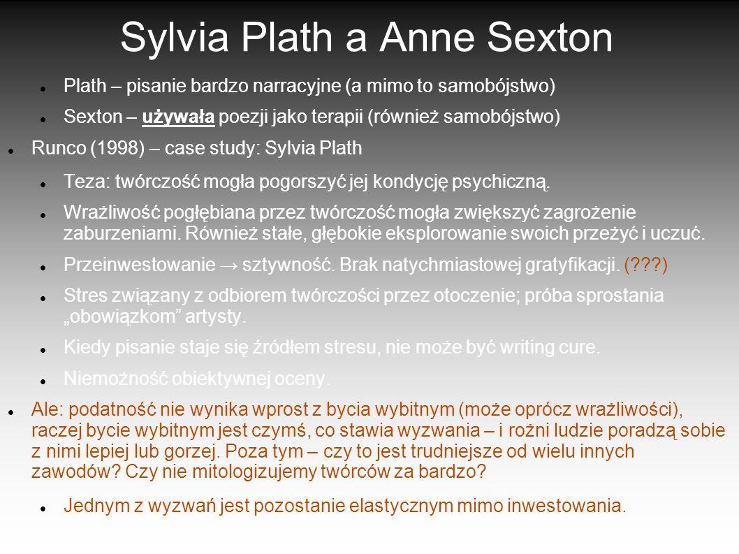 Sylvia Plath a Anne Sexton