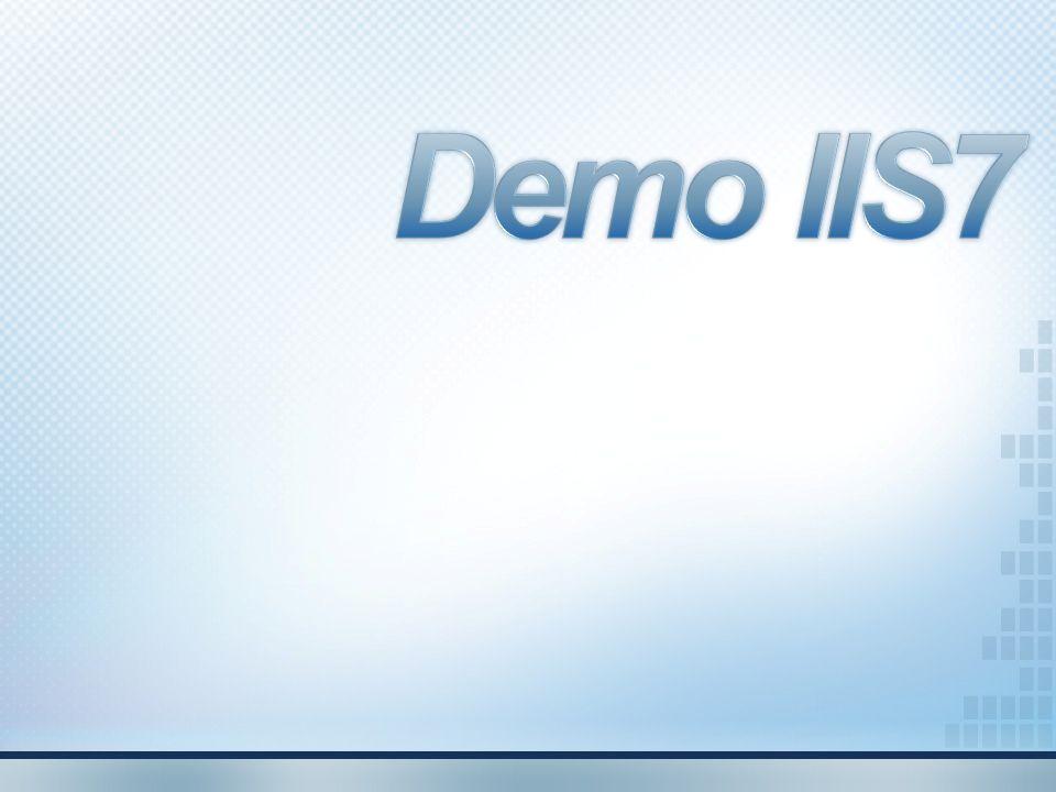 Demo IIS7