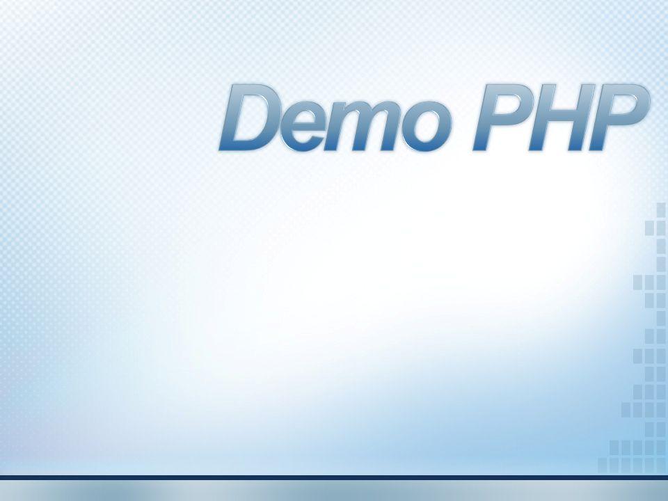 Demo PHP