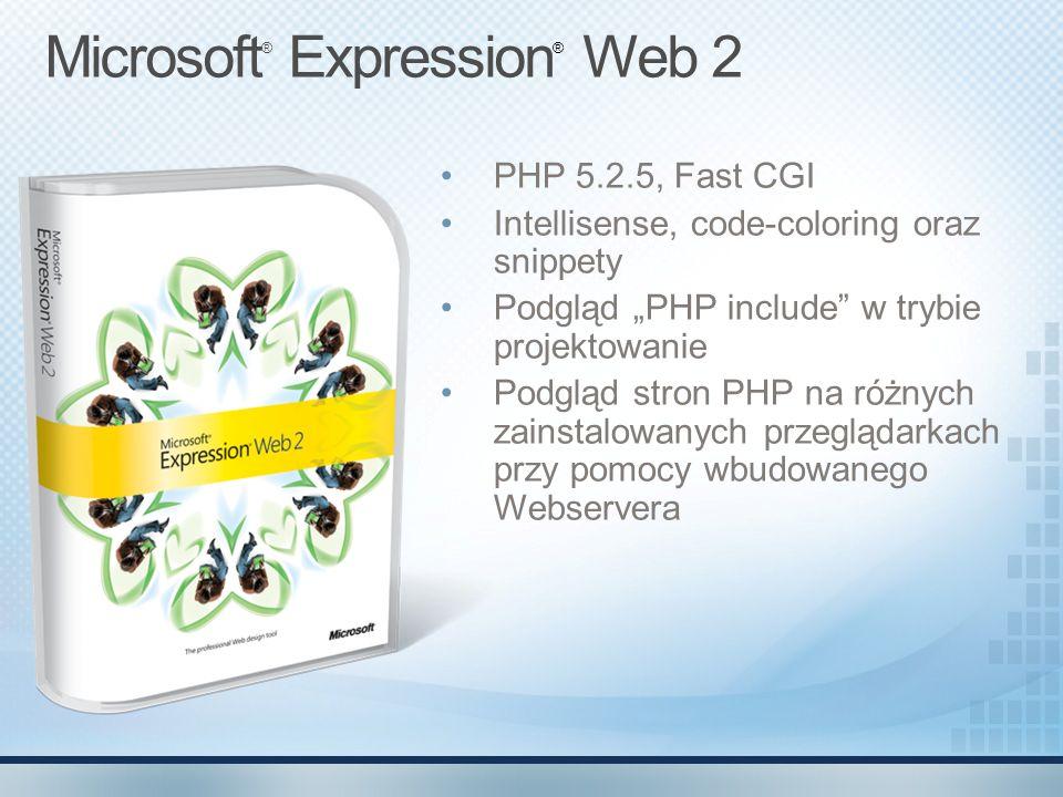 Microsoft® Expression® Web 2