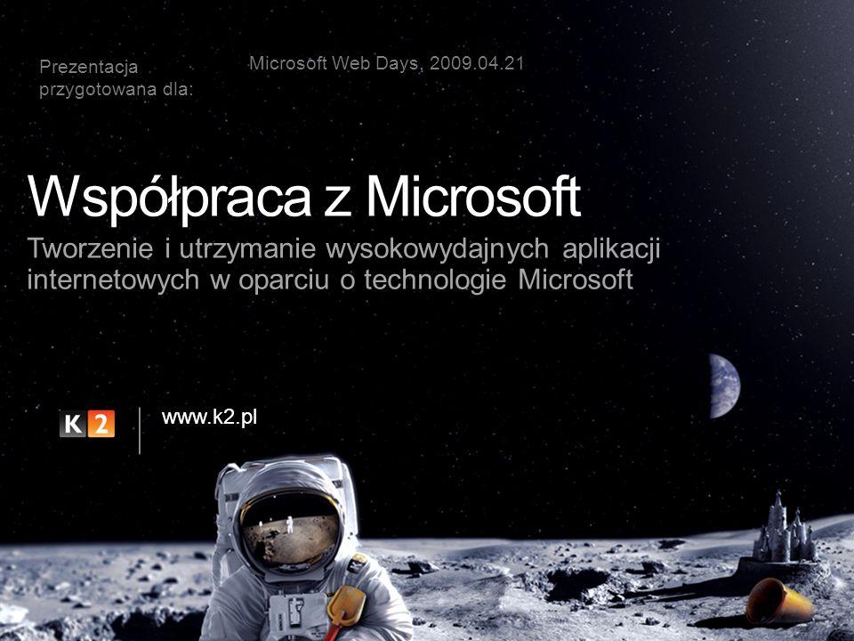 Współpraca z Microsoft