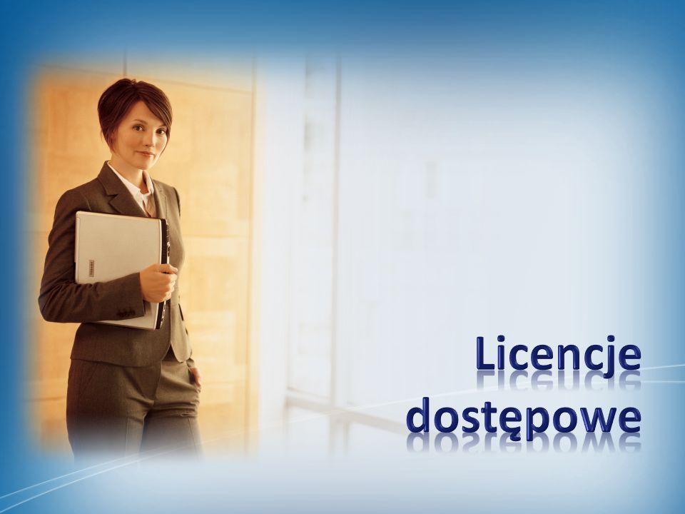 Licencje dostępowe