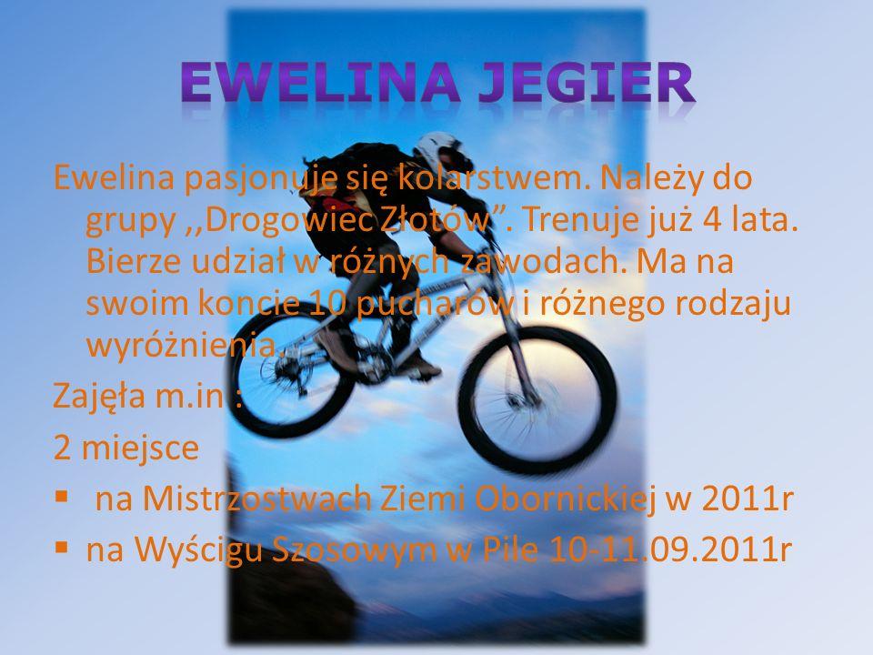 Ewelina Jegier