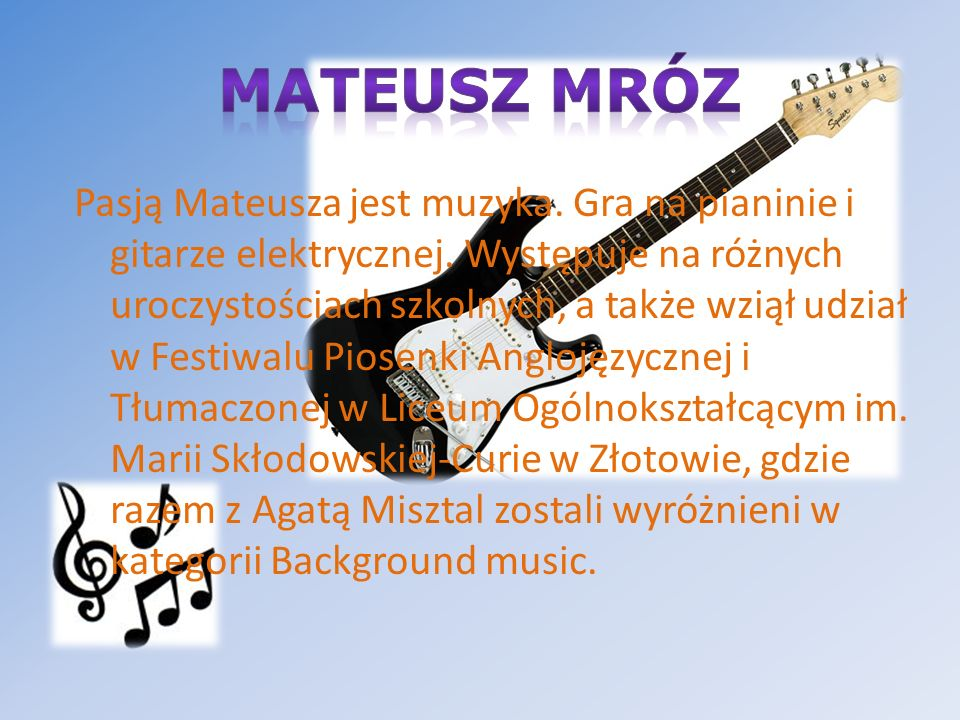 Mateusz Mróz