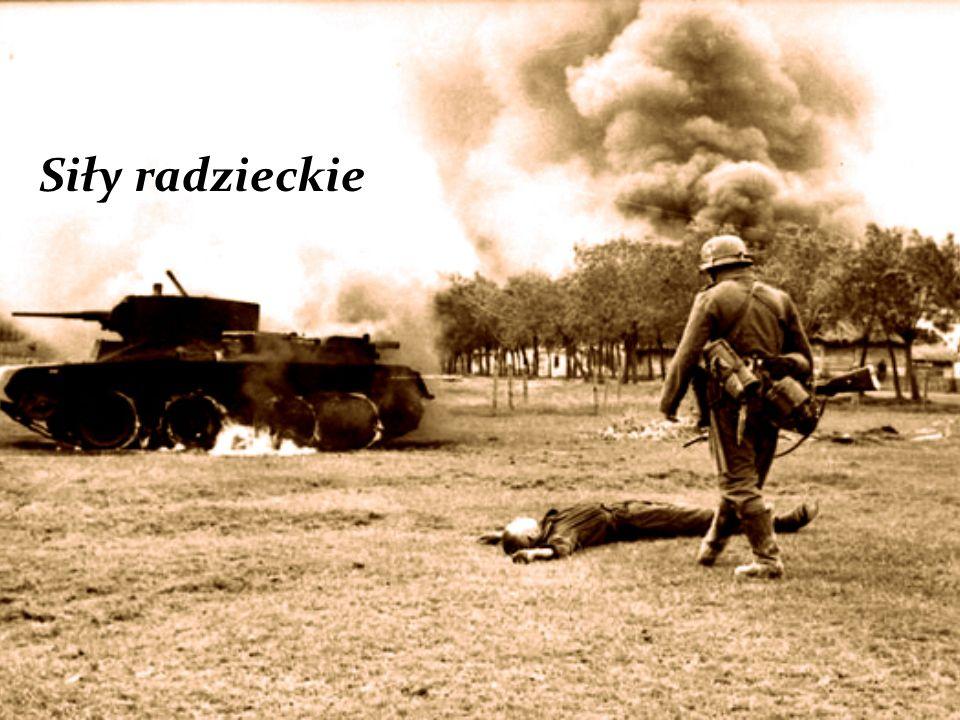 Siły radzieckie