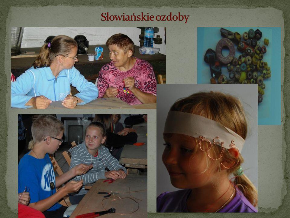 Słowiańskie ozdoby