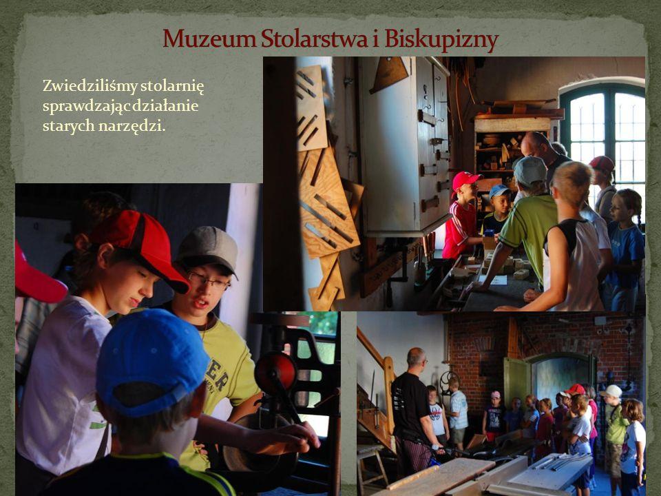 Muzeum Stolarstwa i Biskupizny