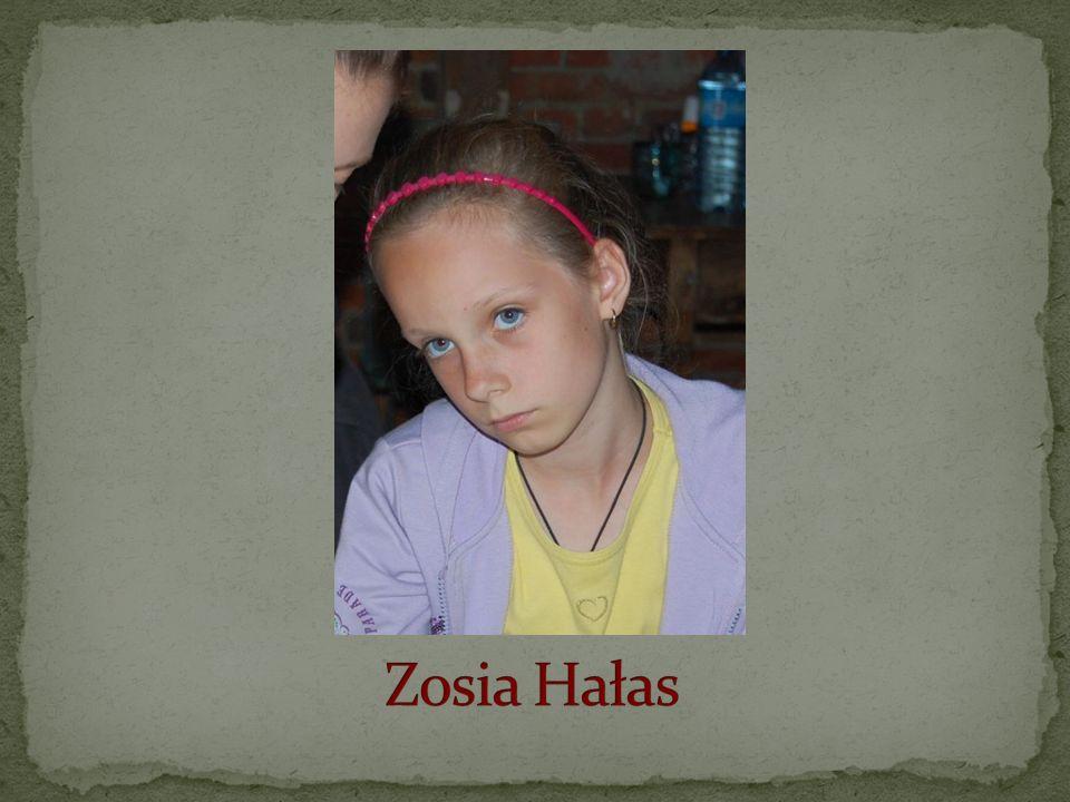 Zosia Hałas