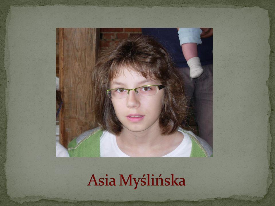 Asia Myślińska
