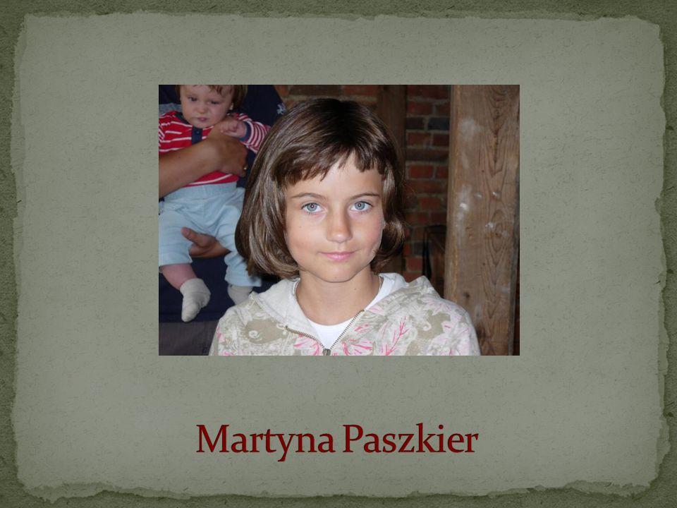 Martyna Paszkier