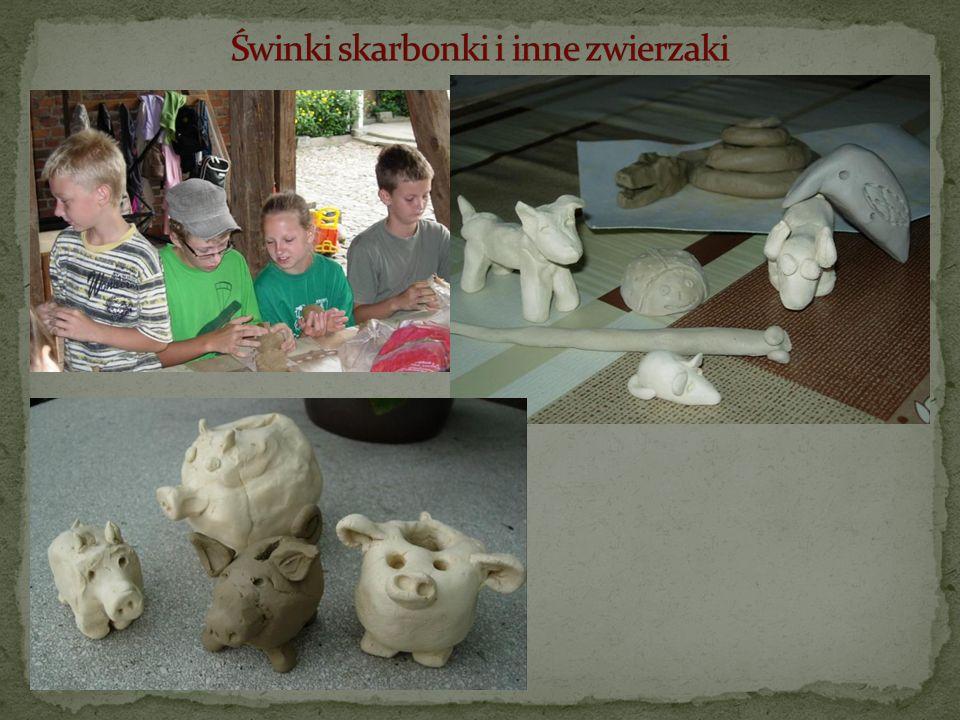 Świnki skarbonki i inne zwierzaki