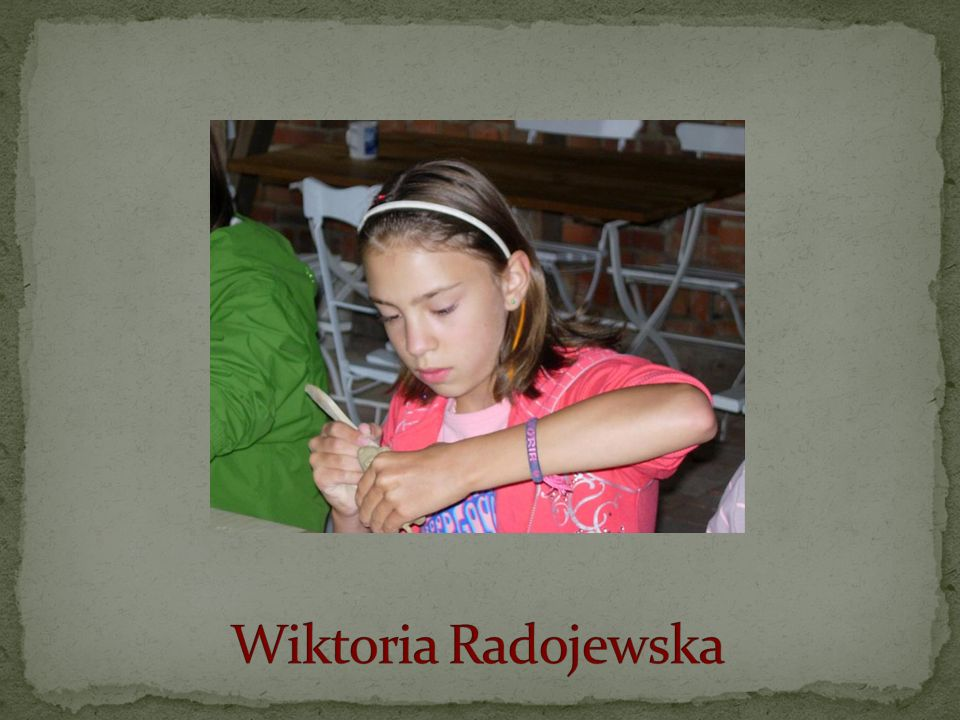 Wiktoria Radojewska