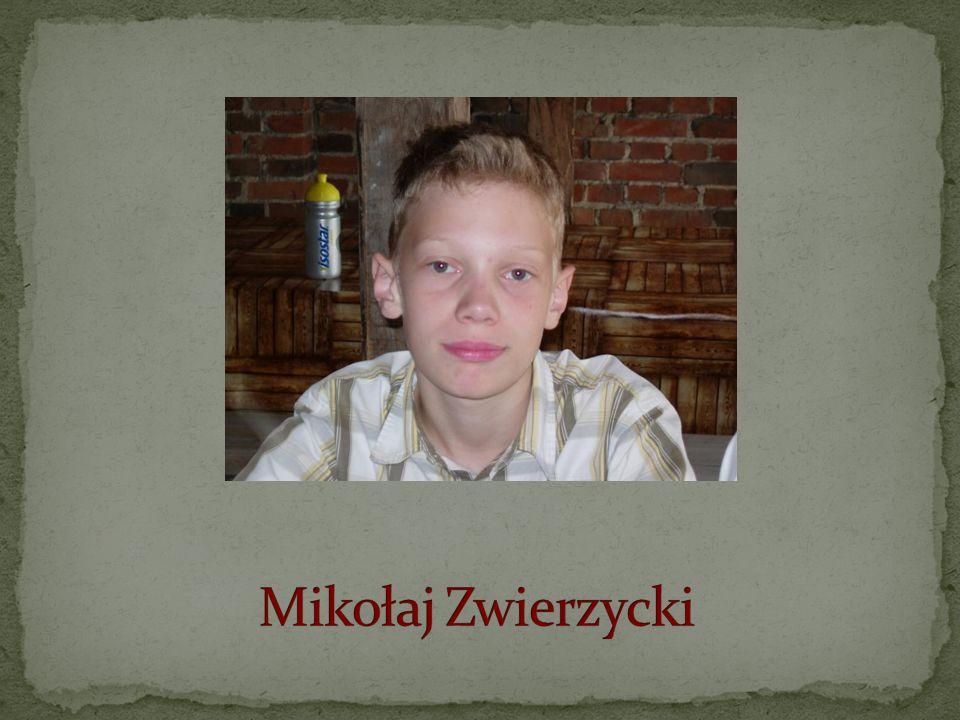 Mikołaj Zwierzycki