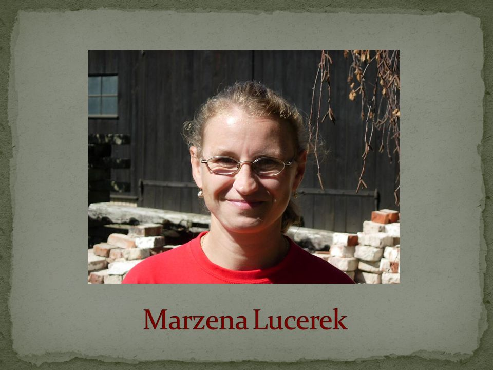 Marzena Lucerek