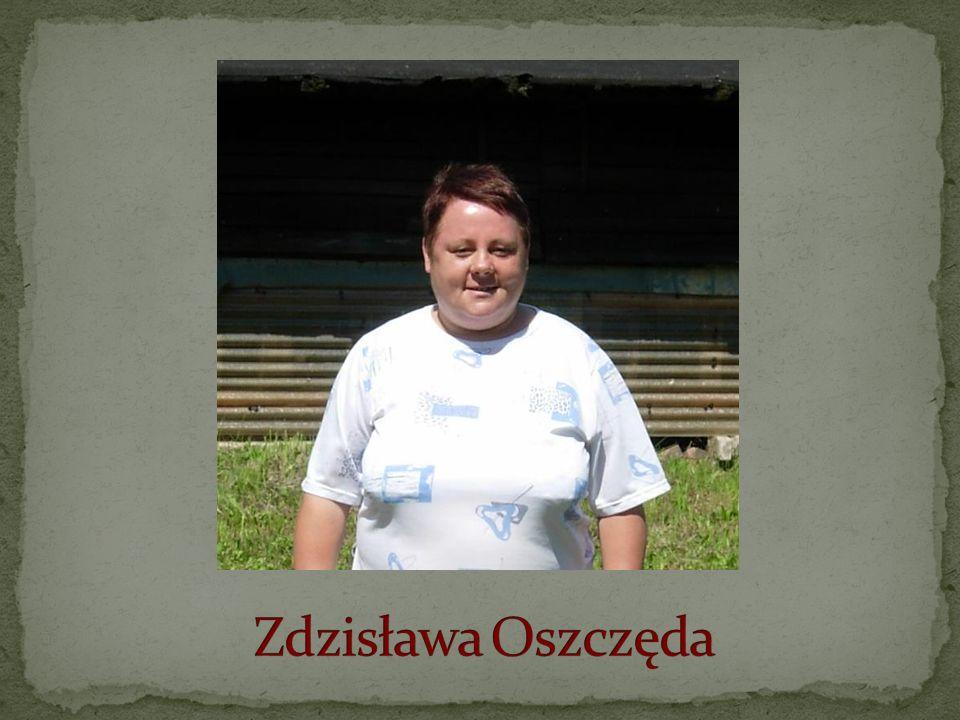 Zdzisława Oszczęda
