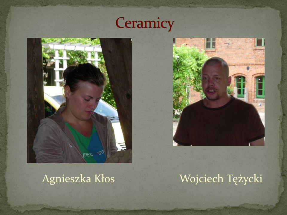 Ceramicy Agnieszka Kłos Wojciech Tężycki