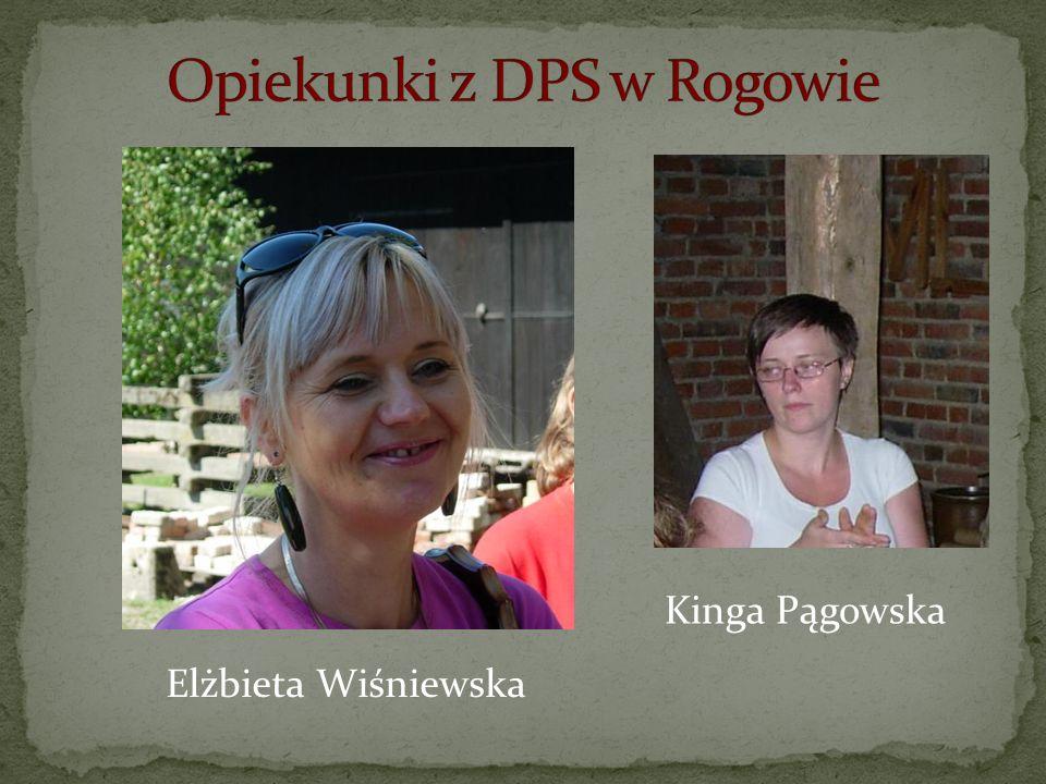 Opiekunki z DPS w Rogowie
