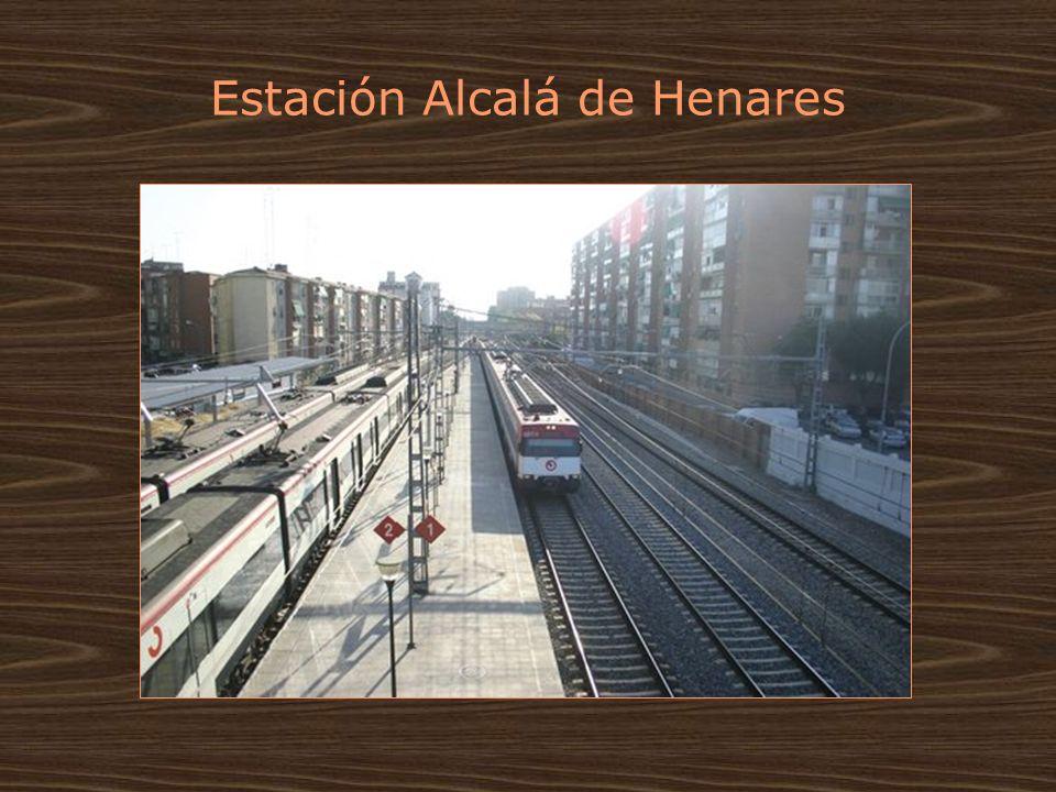 Estación Alcalá de Henares
