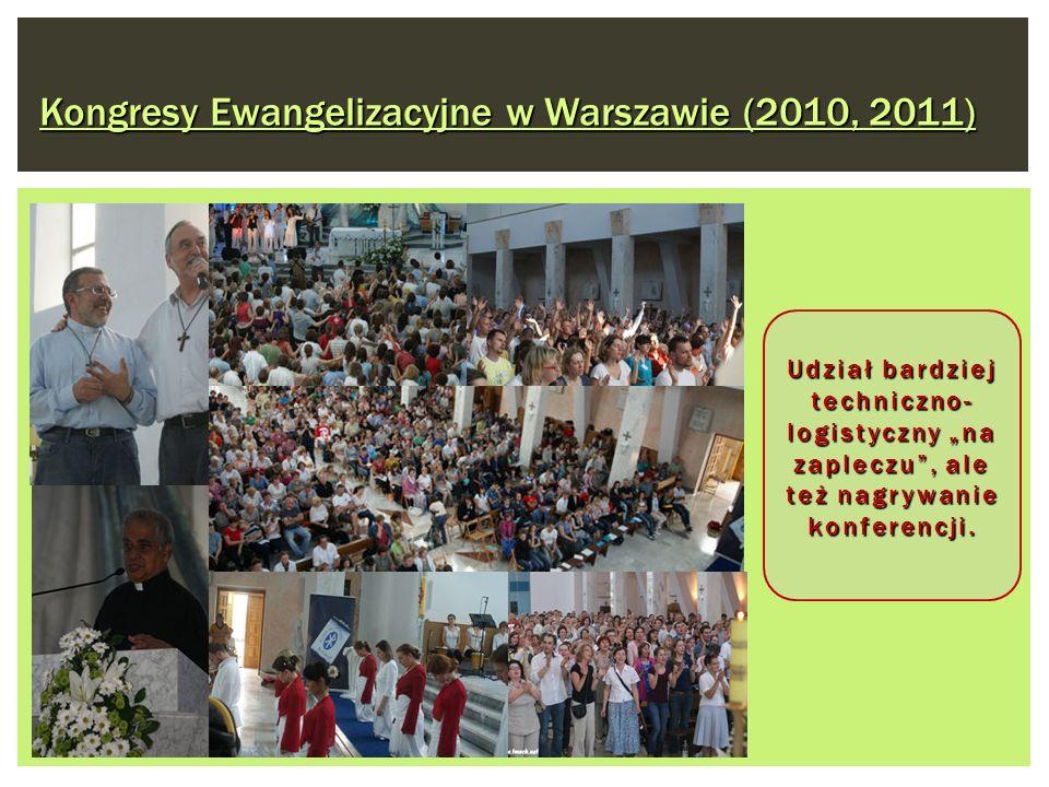 Kongresy Ewangelizacyjne w Warszawie (2010, 2011)