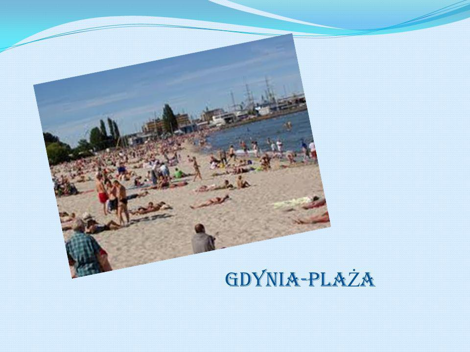 Gdynia-plaŻa
