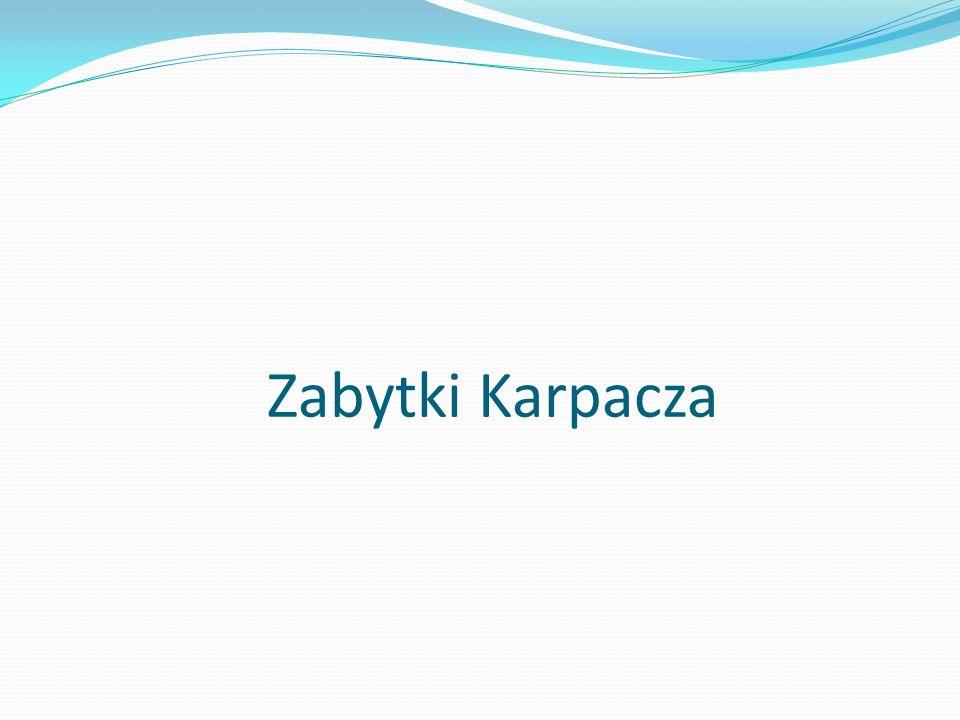 Zabytki Karpacza
