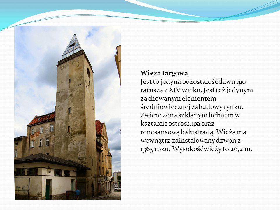 Wieża targowa