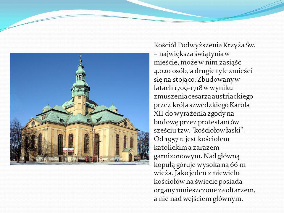 Kościół Podwyższenia Krzyża Św