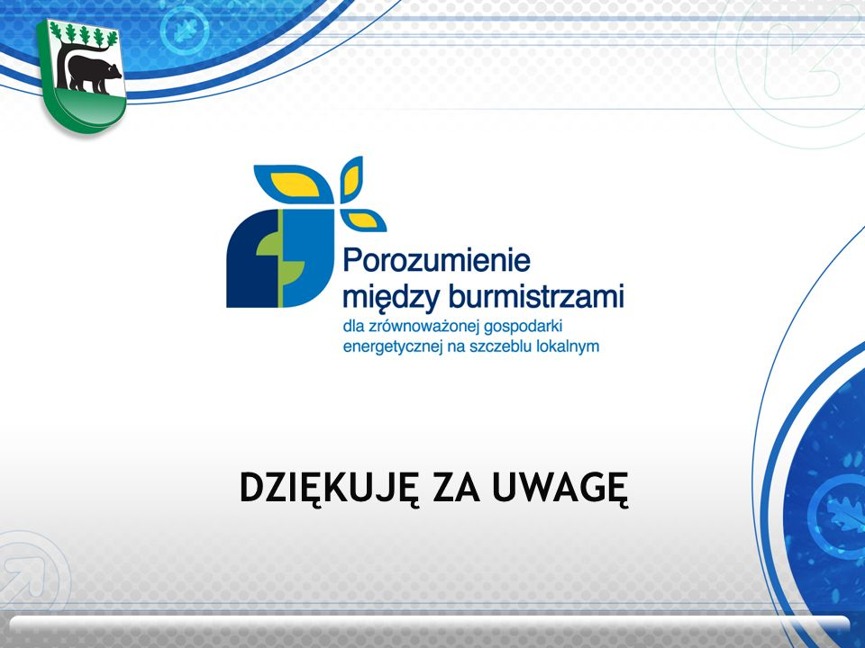 DZIĘKUJĘ ZA UWAGĘ W dniu 04. stycznia 2012r. odbędzie się w UM Kościerzyna 29