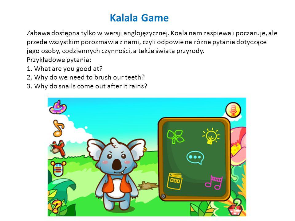 Kalala Game