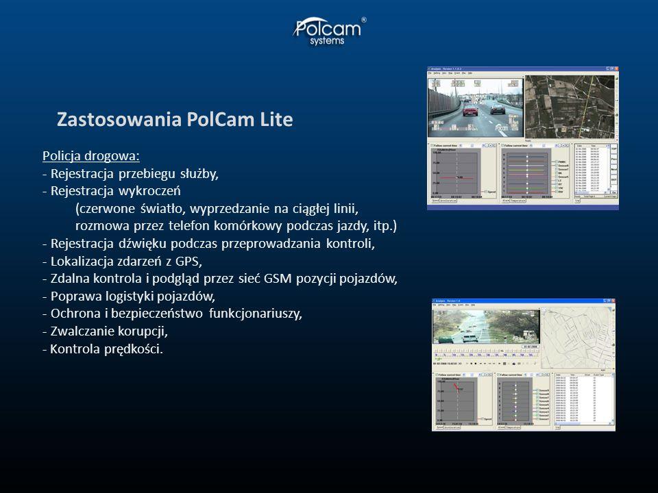Zastosowania PolCam Lite