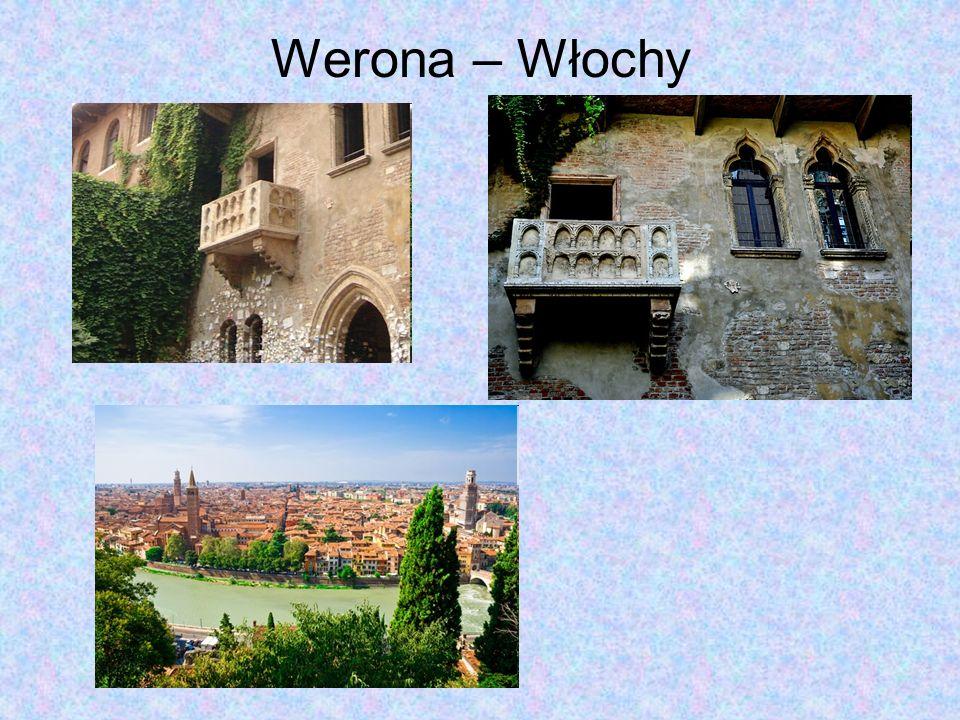 Werona – Włochy