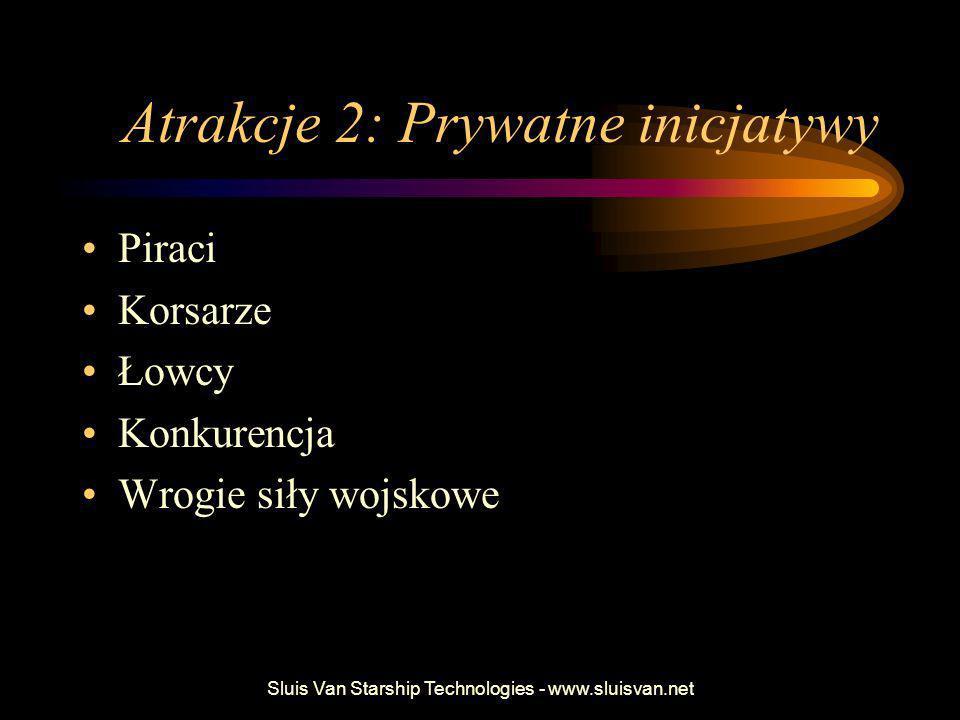 Atrakcje 2: Prywatne inicjatywy