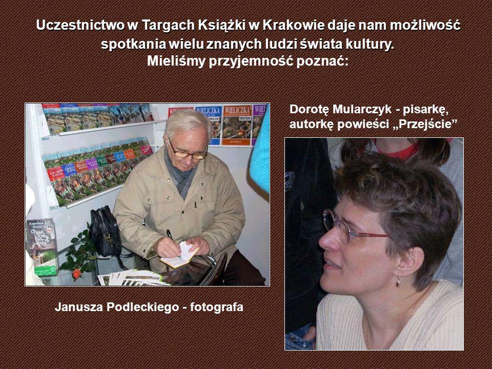 Janusza Podleckiego - fotografa