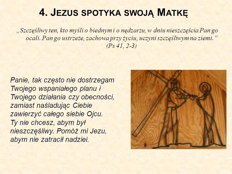 4. Jezus spotyka swoją Matkę