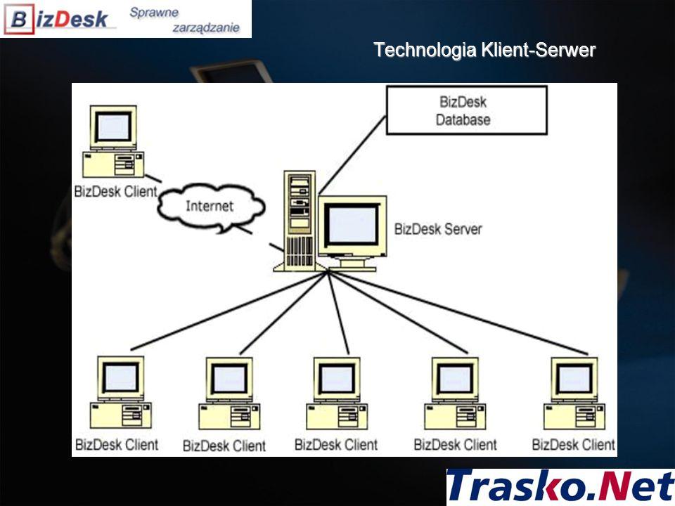 Technologia Klient-Serwer