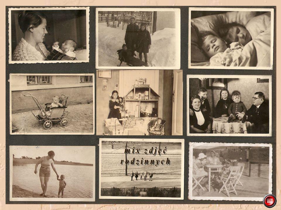 mix zdjęć rodzinnych