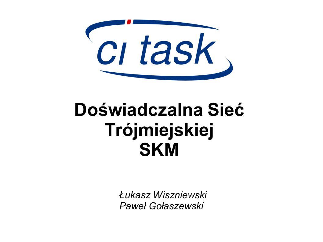 Doświadczalna Sieć Trójmiejskiej SKM