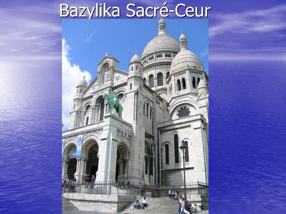 Bazylika Sacré-Ceur
