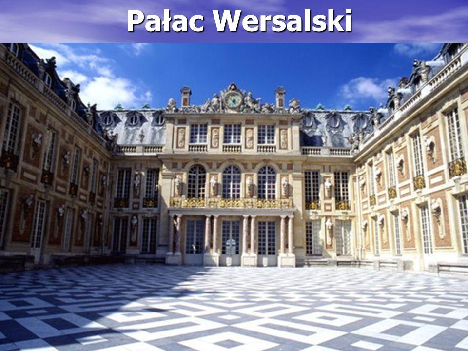 Pałac Wersalski