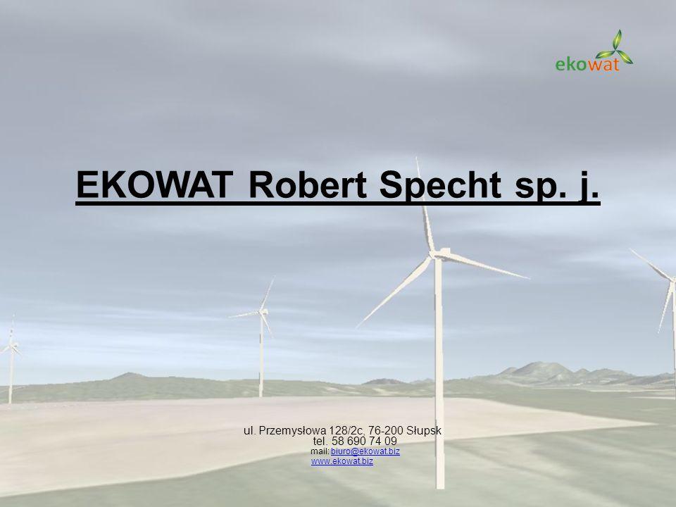 EKOWAT Robert Specht sp. j.
