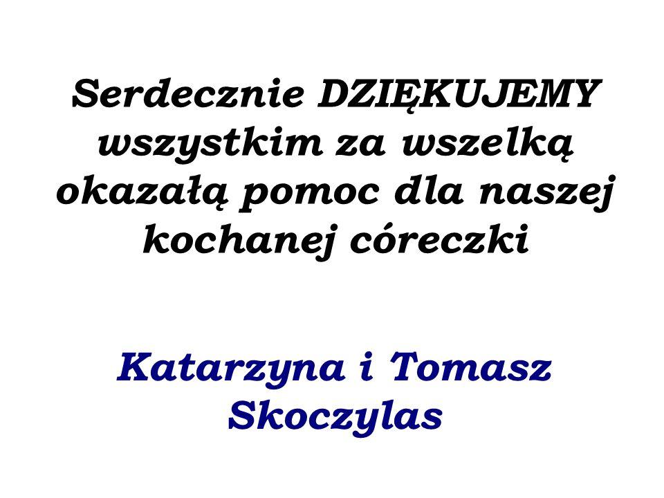 Katarzyna i Tomasz Skoczylas
