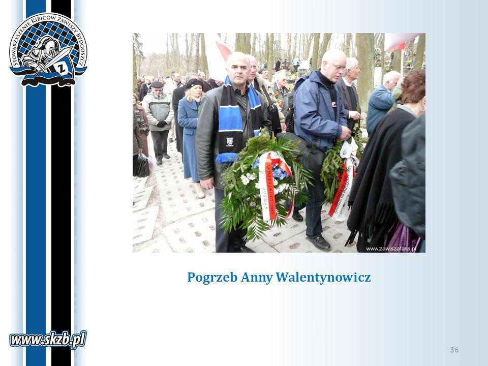 Pogrzeb Anny Walentynowicz