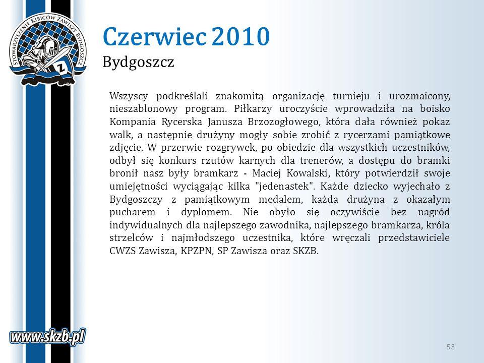 Czerwiec 2010 Bydgoszcz