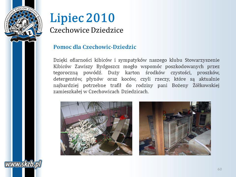 Lipiec 2010 Czechowice Dziedzice